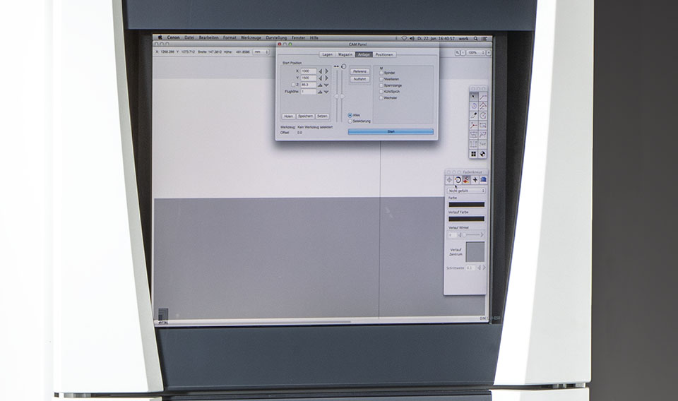 CNC milling machines – Software