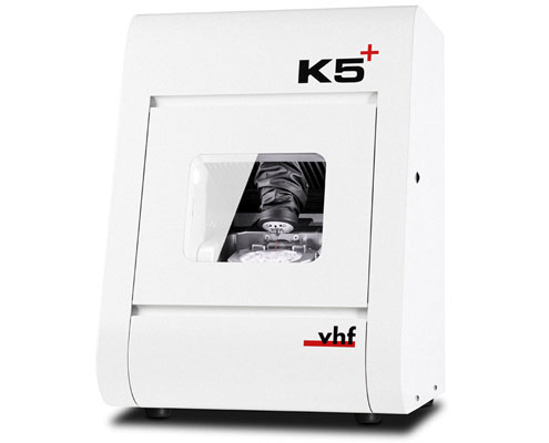vhf Dental-Fräsmaschine K5+